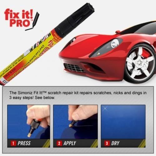 עט המעלים שריטות מהמכונית FIX IT PRO
