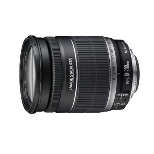 עדשת קנון Canon 18-200mm f/3.5-5.6 IS