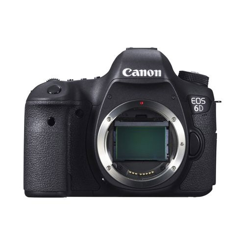 CANON EOS 6D גוף בלבד/ אפשרות לעדשות