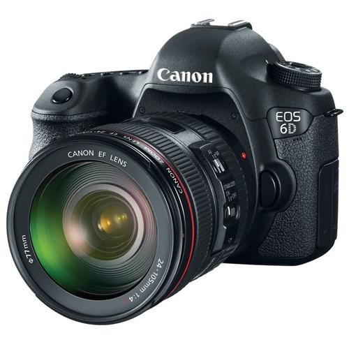 CANON EOS 6D +עדשה 24-105IS mm