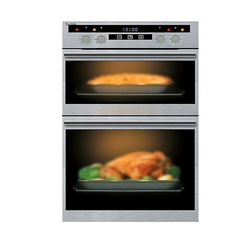 תנור אפייה בנוי דו תאי דגם TH-999