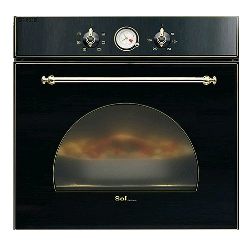 תנור אפייה בנוי דגם SR663B