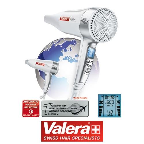 מייבש שיער Valera לטיולים דיגטלי דגם 545.51