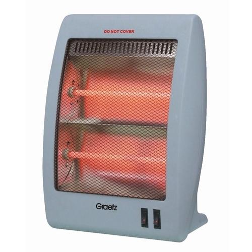 תנור חימום הלוגן 2 ספיראלות 1000 וואט דגם GR1005