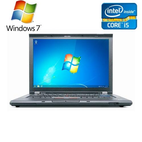 מחשב נייד LENOVO מעבד I5 זיכרון 120GB SSD 4GB