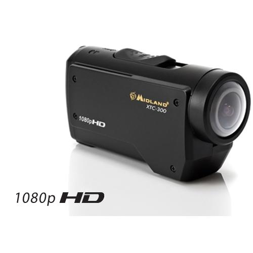 מצלמת וידאו אקסטרים כולל אביזרים  MIDLAND XTC300