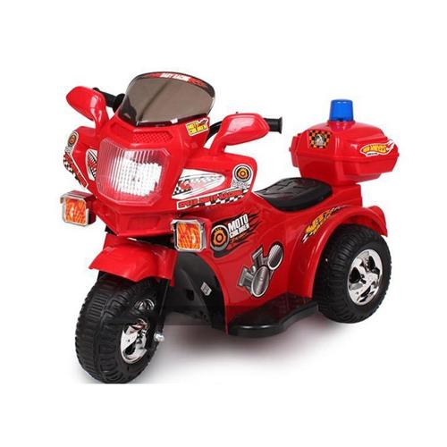 אופנוע משטרה 6V 2 כיווני נסיעה מבית CITYSPORT