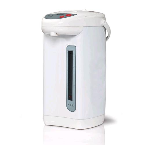 מיחם לבן 4.8 ליטר 24 כוסות דגם 5853T