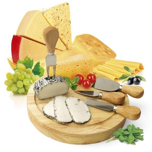 סט מעוצב לחיתוך גבינות