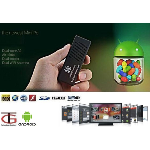 התקן אנדרואיד 4.2 סטיק-סמארט GOOGLE SMART TV