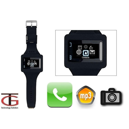 סמארטפון SMART WATCH 3G משולב שעון יד עם מצלמה