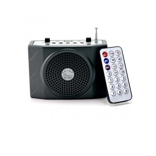 בידורית ניידת/חגורת הגברה חזקה במיוחד עם נגן MP3