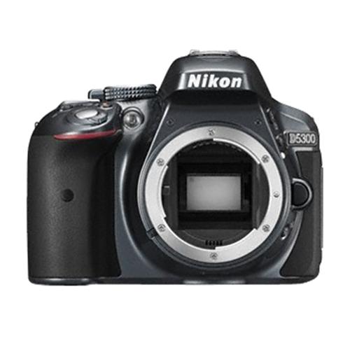 מצלמת DSLR ניקון D5300 - גוף אפשרות להוספת עדשות
