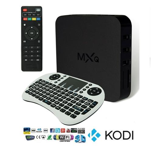 מיני מחשב איכותי כולל KODI מותקן מעבד 4 ליבות