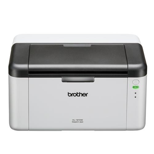 מדפסת לייזר אלחוטית אישית BROTHER דגם HL-1210W