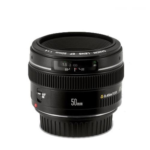 EF50mm f/1.4 USM