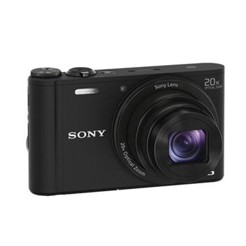 מצלמת סטילס 18MP זום X20 כולל WIFI דגם DSC-WX350B