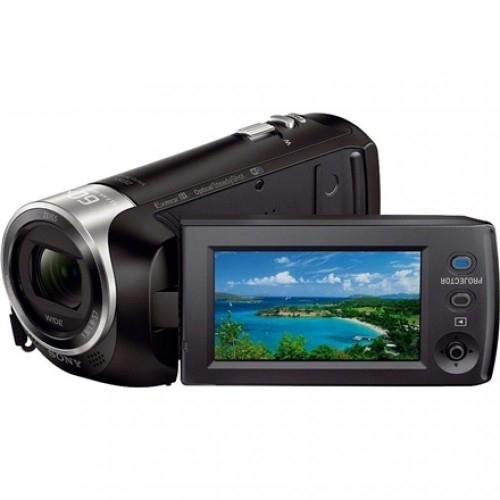 מצלמת וידאו WiFi + NFC דגם SONY HDR-PJ410B
