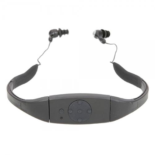 נגן MP3 מוגן מים ,מתאים  לשחייה, גלישה וכו....