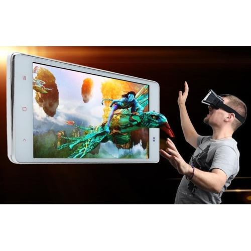 משקפי מציאות מדומה עם תאימות מושלמת לסמארטפונים