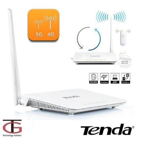 נתב-ראוטר סלולרי תומך רשתות LTE 4G+3G