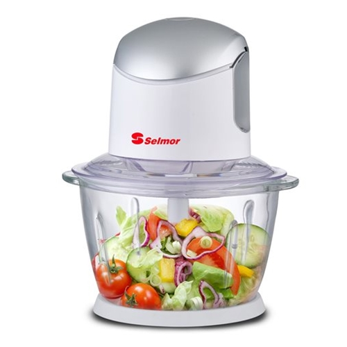 קוצץ ירקות עם כוס זכוכית - כותש קרח דגם: SE-186