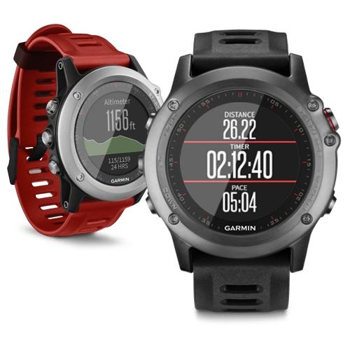 שעון המולטי ספורט המתקדם דגם: FENIX 3