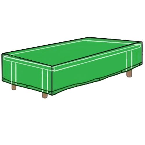 PVC כיסוי שולחן להגנה מושלמת על המנגל שלכם