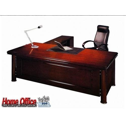 שולחן מנהלים חדיש יפיפה בעיצוב עץ מכובד