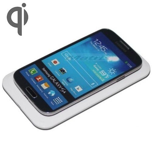 משטח טעינה אלחוטי Qi איכותי למגוון סמארטפונים