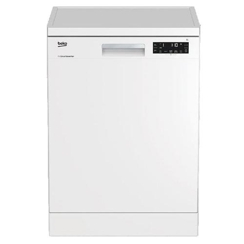 מדיח כלים בקו רחב 13 מערכות כלים לבן DFN28320W