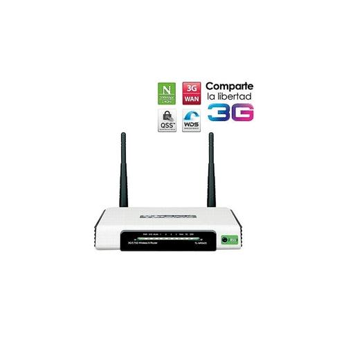 נתב סלולרי 3G TL-MR3420 תקן N מבית TP LINK