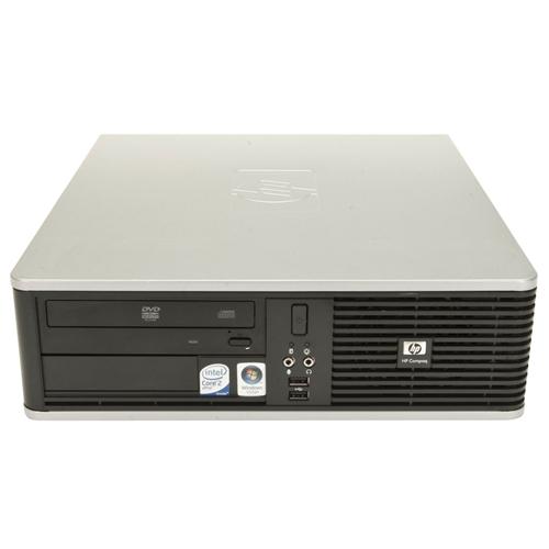 מערכת מחשב קומפקטי מבית HP שימוש חוזר רק ב- 399