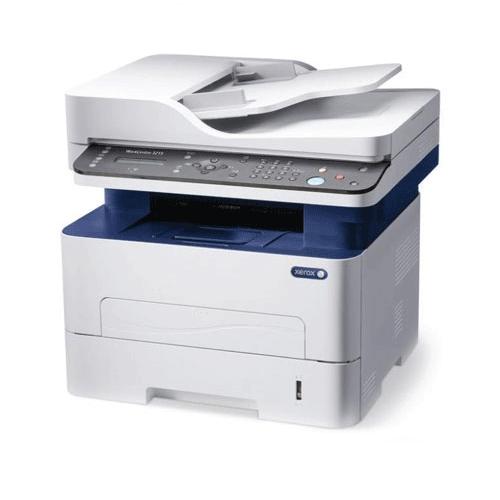 מדפסת לייזר שחור/לבן משולבת קומפקטי