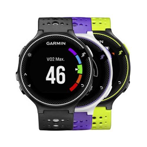 שעון דופק כולל GPS דגם 230 FORERUNNER