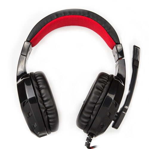אוזניות גיימינג עם מיקרופון מבית MARVO דגם H8329