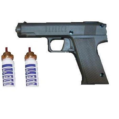 אקדח גז מדמיע - כמו אקדח יורה רק גז מדמיע !