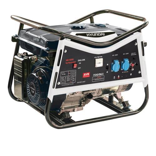גנרטור בנזין מקצועי 3200W דגם HD-3200