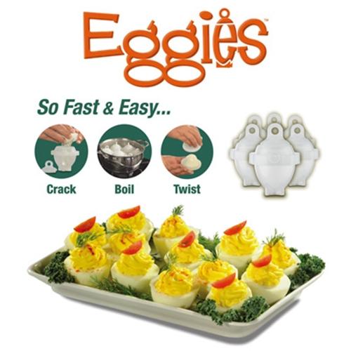 הפטנט המושלם להכנת ביצה קשה בקלות