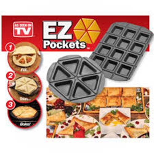 EZ Pockets תבנית אפייה בעלת עיצוב מיוחד
