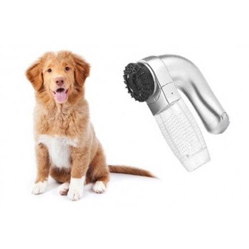 בית נקי משיער! שואב שיער אלחוטי לחיות מחמד