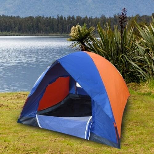 אוהל משפחתי ללינת שטח