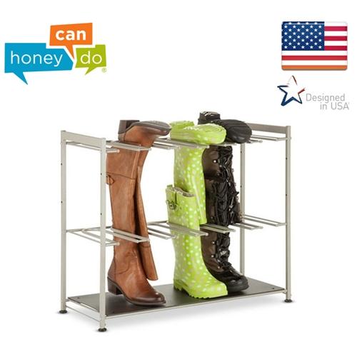 מתקן ל- 6 זוגות מגפיים מבית honey can do