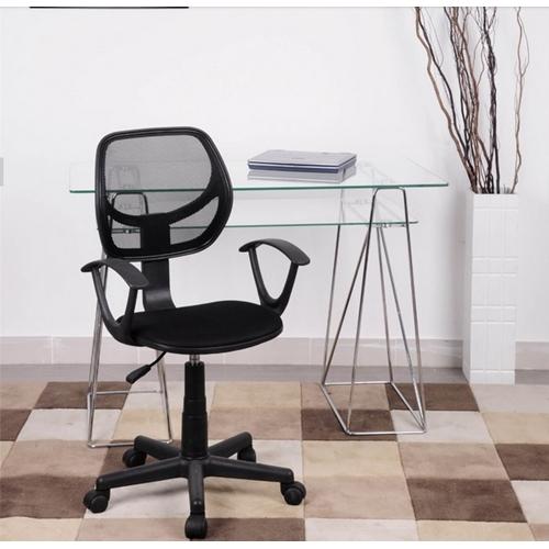 כיסא רשת עם מנגנון הגבהה נוח במיוחד בעיצוב צעיר