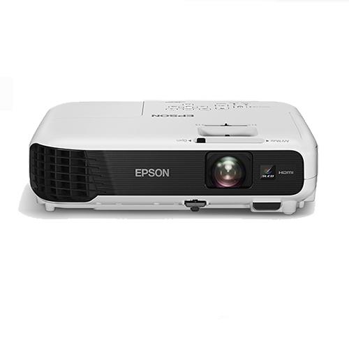 מקרן EPSON נייד למצגות במשרד וקולנוע ביתי