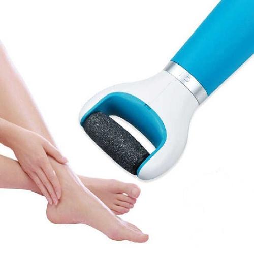 פצירה חשמלית להסרת עור קשה בכף הרגל