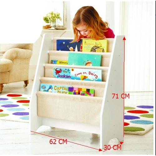 ארגונית לספרים לחדרי ילדים, אידיאלי לכל חדר ילדים