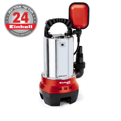 משאבת מים דלוחים מנירוסטה 520W