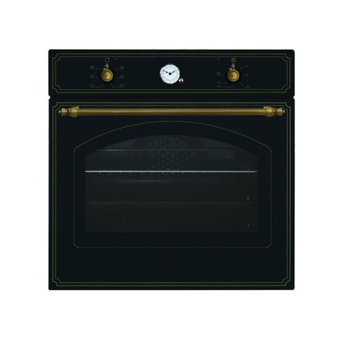 תנור לקאזה בנוי עיצוב בסגנון כפרי תא אפייה גדול