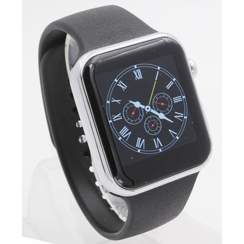 שעון חכם מד דופק וקבלת חיווי על הודעות WHATSAPP